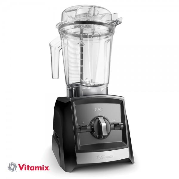 Vitamix A2300i ASCENT Hochleistungsmixer   schwarz (unbenutzt)