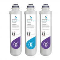 SmardyBlue | 3in1 Pflegeset miran™+ xiva™ | Entkalkung & Desinfektion