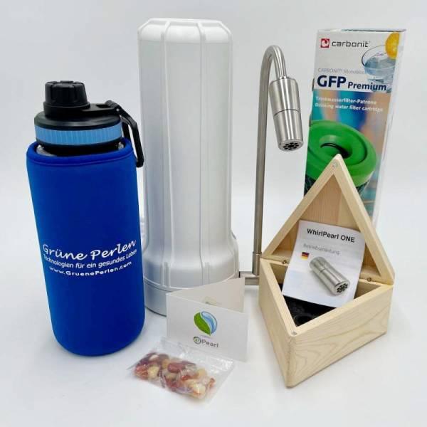 Carbonit Auftischfilter SanUno | GP-Vital-Edition