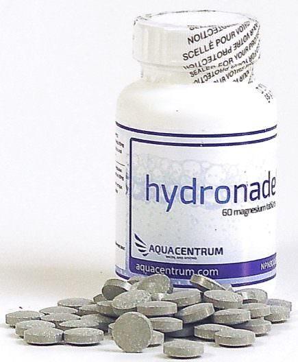 Hydronade® Magnesium | H2 - Brausetabletten