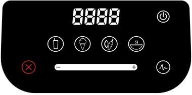 Blendtec-Designer-625-Bedienfeld