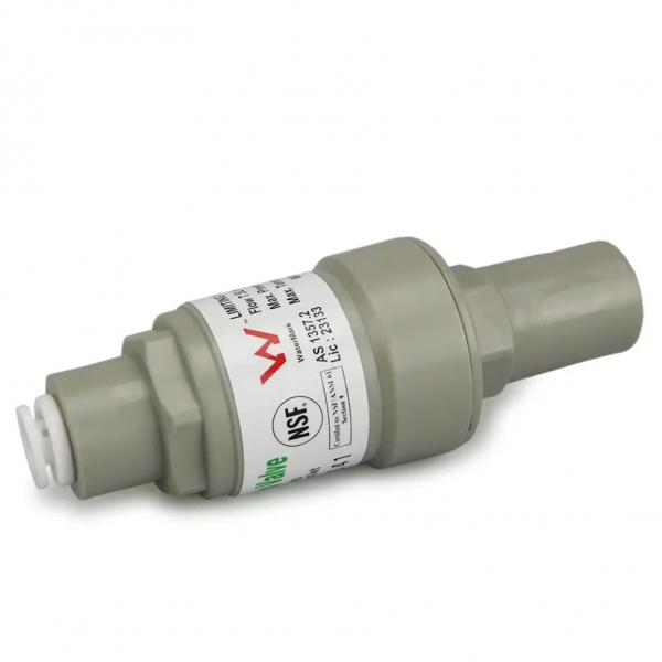 SmardyBlue – Druckminderer Universal   2,75 bar   für 1/4 Zoll Anschluss-Schlauch
