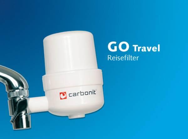 Carbonit Go Travel Reisefilter