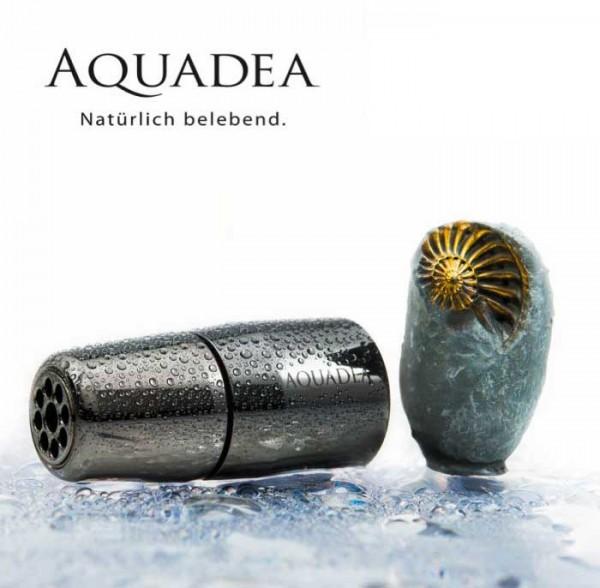 Aquadea ToneOne Ruthenium | Lichtkristall Wasserverwirbler