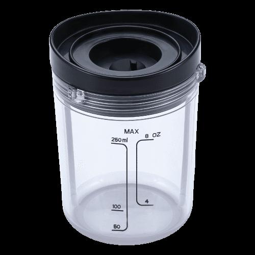 BIANCO Vakuum Behälter für TRI-SET (250 ml)