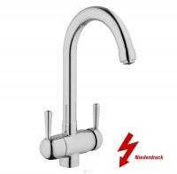 Wasserhahn 3in1 | GM C-Auslauf (Niederdruck)