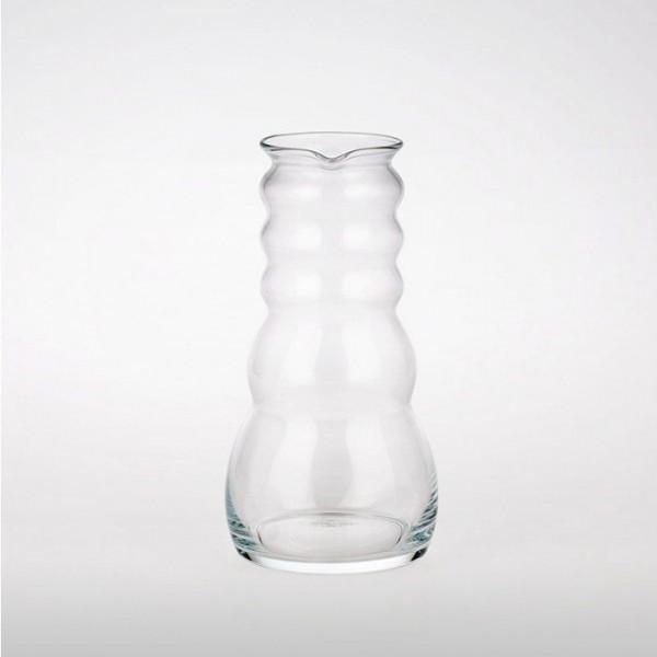 Nature´s Design Wasserkrug Cadus mit weisser Lebensblume