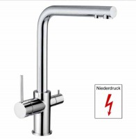 Wasserhahn 3in1 Hugo (Niederdruck)