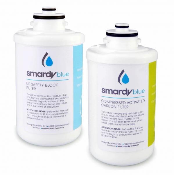 SmardyBlue faya™ Ersatzfilter-Set