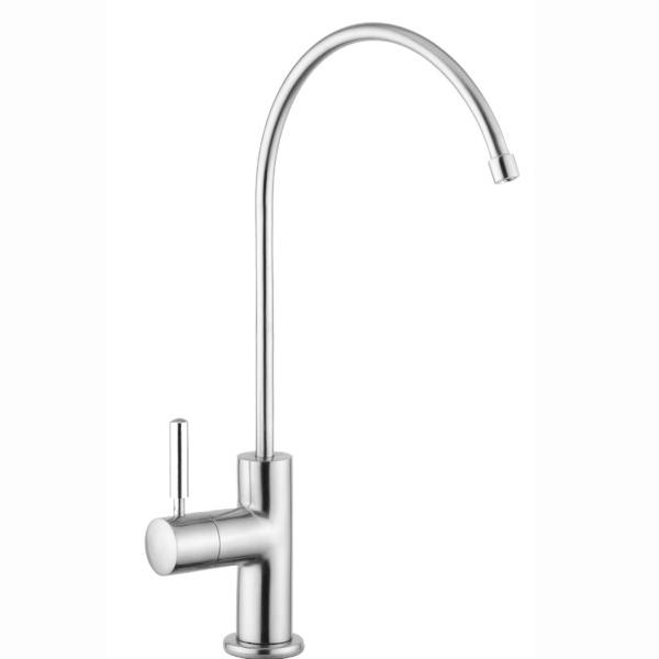 Edelstahl-Design-Wasserhahn Venedig