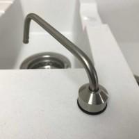 Freier Spülwasserauslauf für Osmoseanlagen nach DIN EN1717