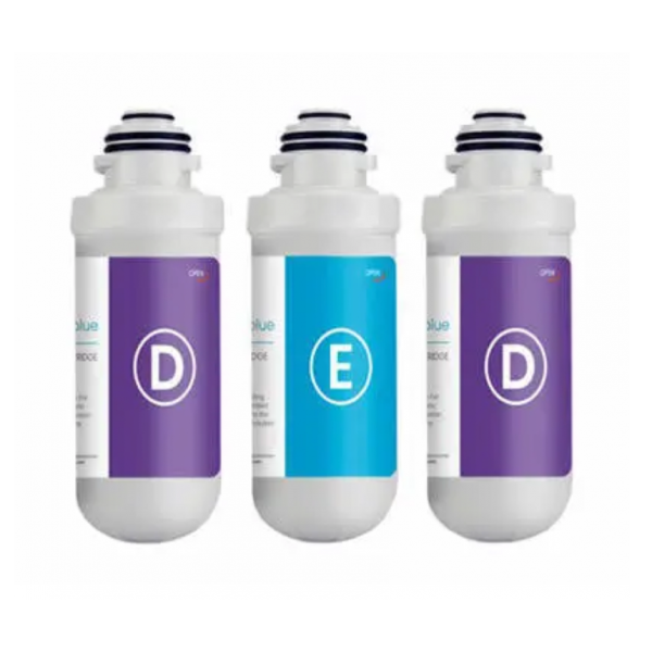 SmardyBlue   3in1 Pflegeset tata™, noura™, zagora™   Entkalkung & Desinfektion