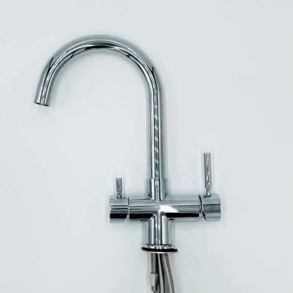 Wasserhahn 4in1 | Rainbow Plus (2x Filterwasser)