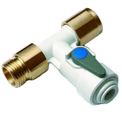 Kaltwasser Anschlussadapter für Osmosesysteme | JohnGuest