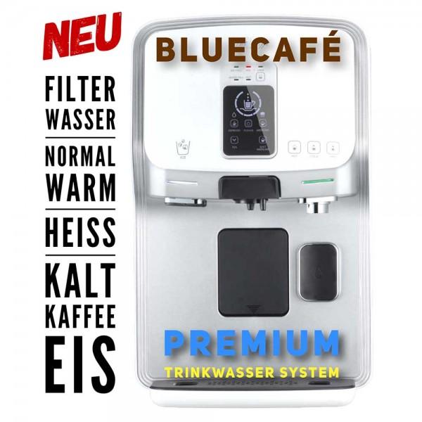 Osmosefiltersystem BLUEcafé Premium   Auftischsystem mit 5 Wassersorten