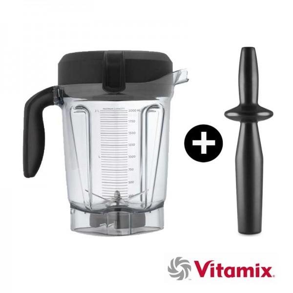 Vitamix Kompaktbehälter 2000ml (Pro300 & Pro750)