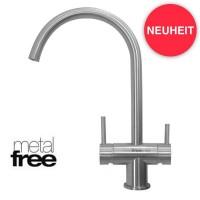 Wasserhahn 3in1 | ARLES INOX METAL FREE