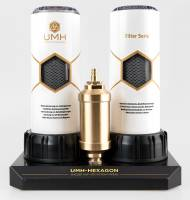 UMH Hexagon | Carbonit Filter mit UMH Energetisierung
