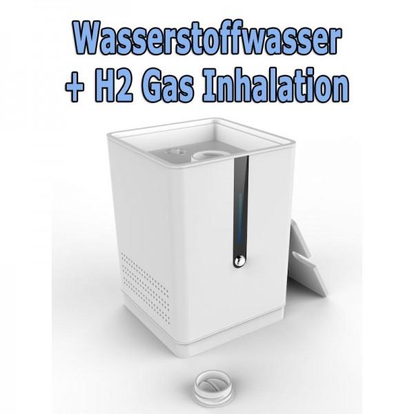 AquaVolta® H2-Cube Wasserstoff-Generator | H2 & O2 Inhalator