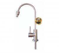 Edelstahl Wasserhahn mit Wirbler + M22 Gewinde (GP-WS2)