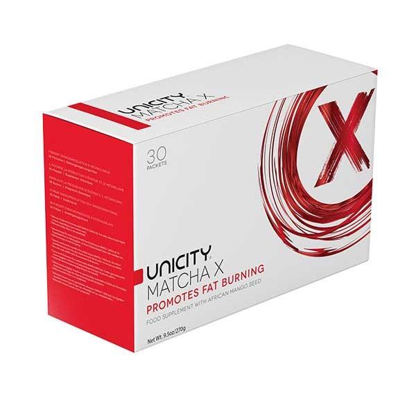 Unicity Matcha X - Fettverbrennung & Energie