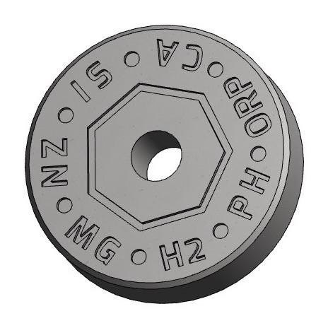Minerade® Sprudelkeramik | Mineralisierung + pH-Anhebung