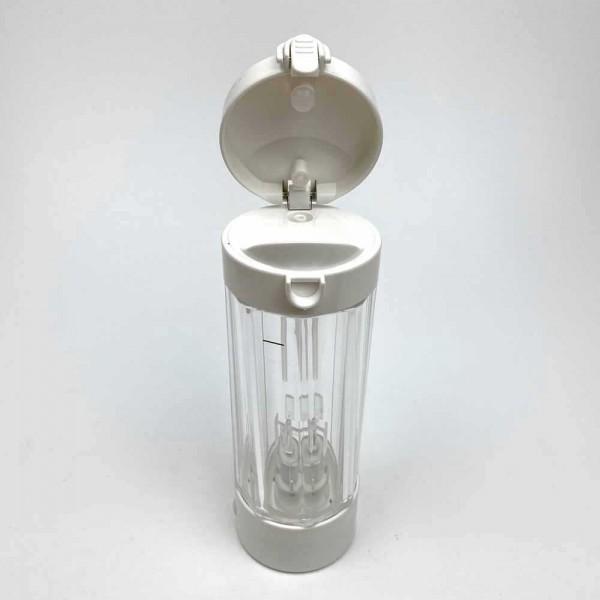Wirblerbehälter mit Antrieb für alle AquaVolta® Infuser