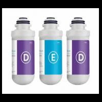 SmardyBlue | 3in1 Pflegeset tata™, noura™, zagora™ | Entkalkung & Desinfektion