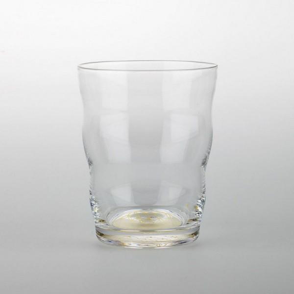 Nature´s Design Trinkglas Jasmina mit Blume des Lebens