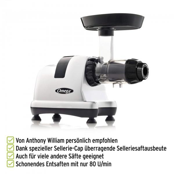 Omega Juicer MM900 HDS   Anthony William Favorit